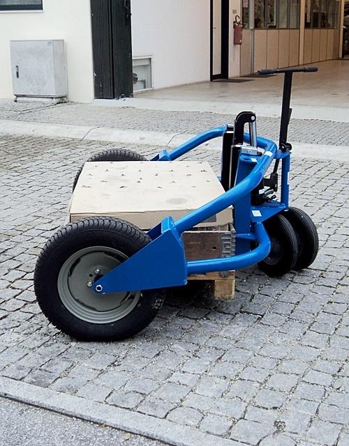 Adequado ao uso em pavimentos exteriores